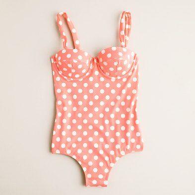 great vintage summer fashion! #swimsuit #vintage