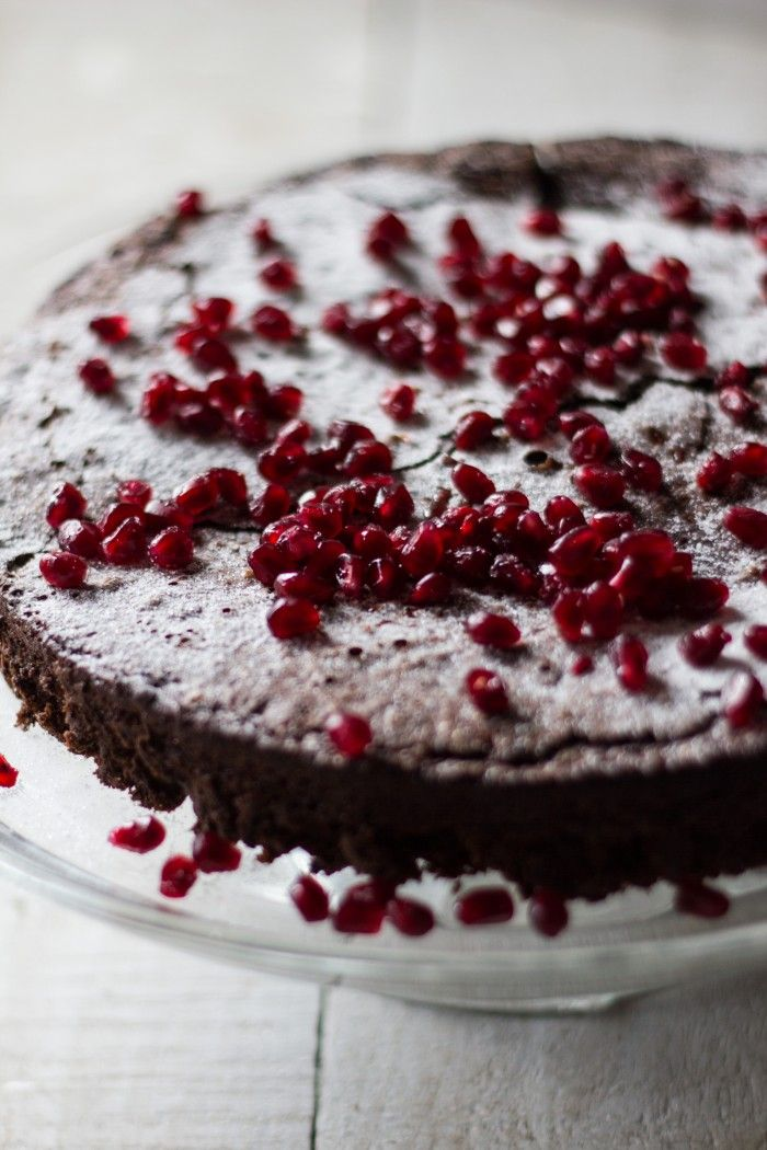 DISH   The TIBS Guide to Desserts: a review + flourless chocolate cake  eathalifax.ca #glutenfree #cake #chocolate