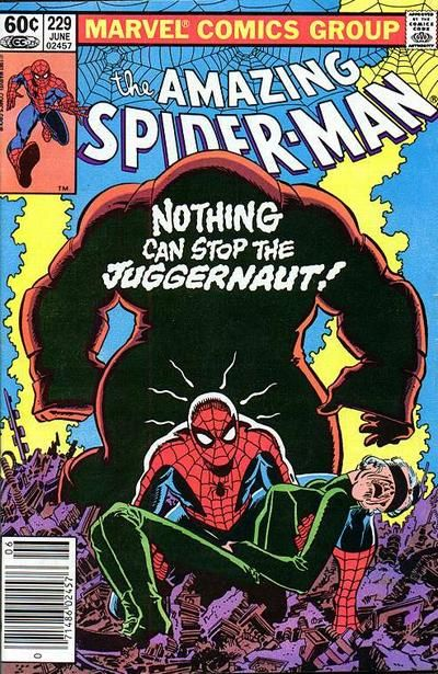 The Amazing Spider-Man #229