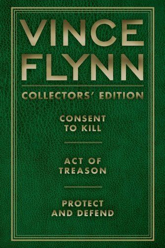 Vince Flynn Collectors' Edition #3 by Vince Flynn. $26.99. Publisher: Atria/Emily Bestler Books; Collectors edition (December 6, 2011). Author: Vince Flynn. 1328 pages