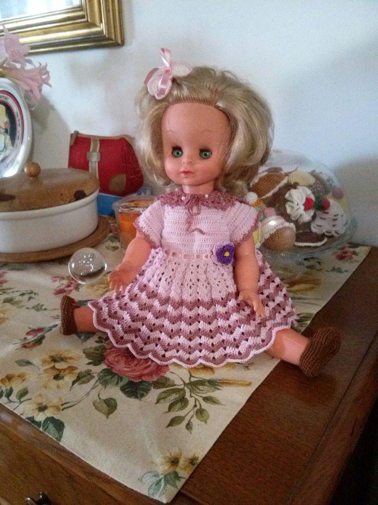 Bambola rosa