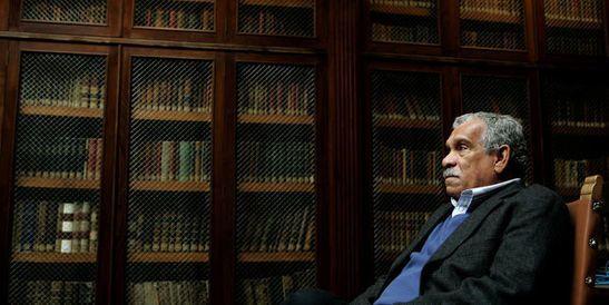 Mort+de+Derek+Walcott,+Prix+Nobel+de+littérature+1992