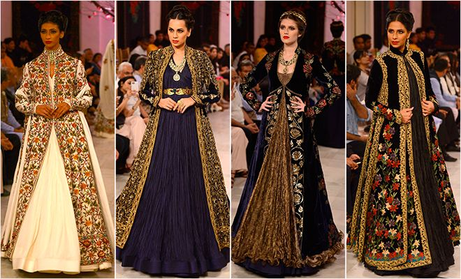 #ICW2016: Rohit Bal's Sartorial Brillance | Hauterfly