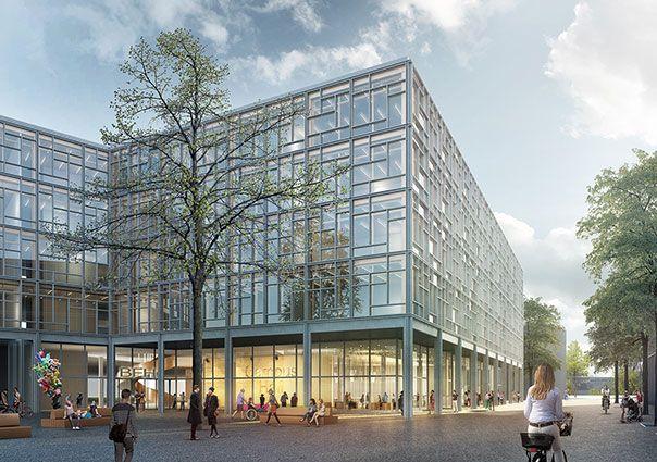Campus Biel | pool Architekten Zürich