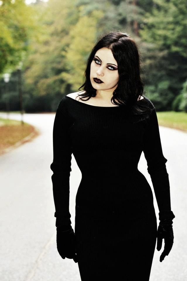 Modern Gothic Fashion Clothing