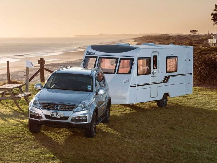 Lisa Potter checks out the Zephyr caravan, the latest offering from the Leisure Line stable.