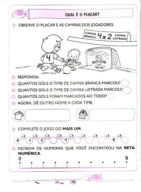 Matematica 5 E 6 Anos 102 Com Imagens Atividades De
