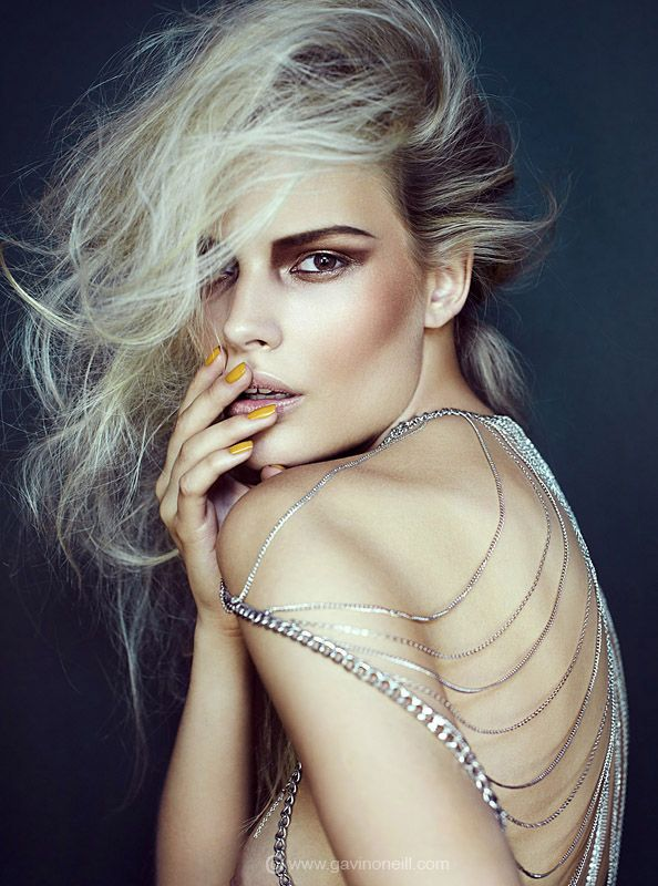 #Beauty #Photography // Alena Blohm By Lado Alexi And Gavin O'Neill  September 2012