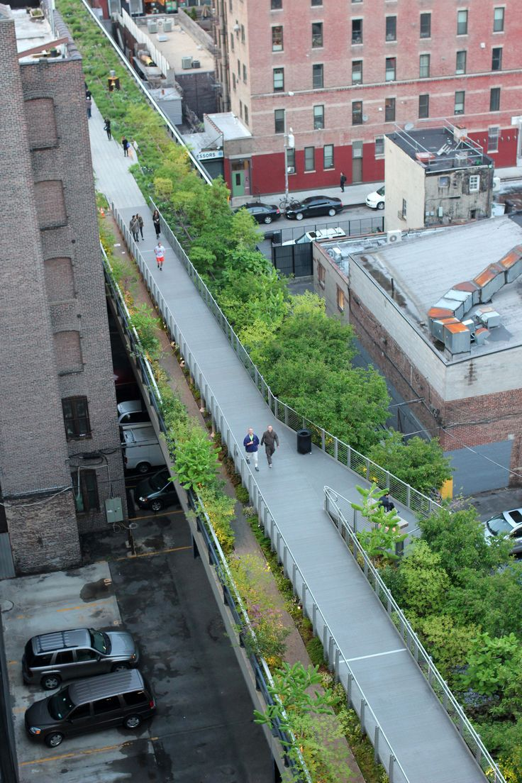 James Corner Field Operations And Diller Scofidio + Renfro | High Line:  Section 2 |