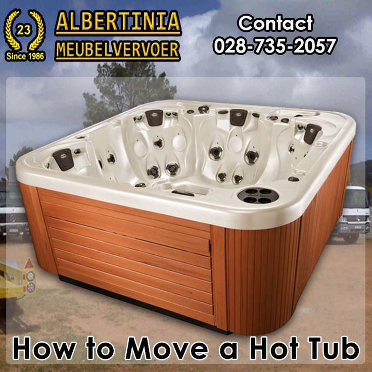 Moving a hot tub is a process that can be dangerous if you are not equipped with the right tools and equipment. For more information, click here: http://besociable.link/i0. #Moving #Removal