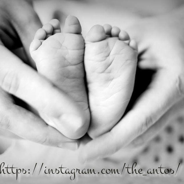 #the_antos #antos #feet #babyboy #sonandfather #family