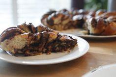 Nutella-Blume: Der ideale Geburtstagskuchen für Männer