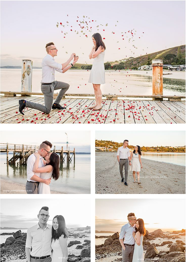 Proposal / Engagement Session | Auckland Portrait Photographer