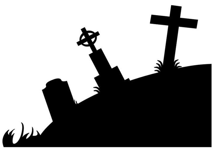 Resultado de imagen para cementerio para dibujar