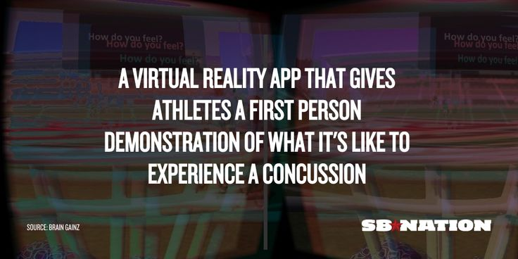 How a smartphone app and $15 piece of cardboard are taking on football concussions - SBNation.com