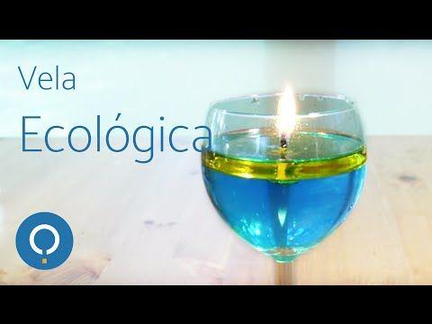Cómo hacer velas de agua y aceite   Ecología