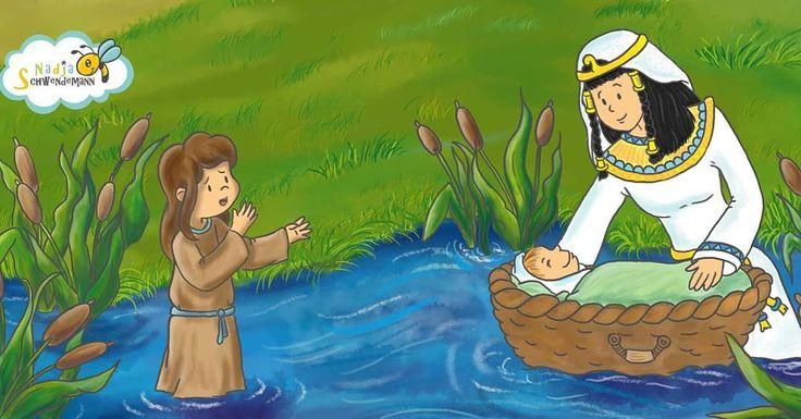 altes Testament - Bibel - Illustration