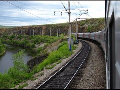 Transsiberian by Private Train - YouTube
