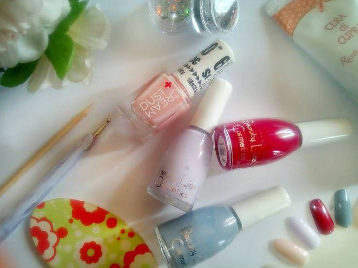 Να εδώ προσπαθώ να αποφασίσω ποιο από τα νέα μου βερνίκια νυχιών να βάψω τα νύχια μου εσύ ποιο λες;  Βερνίκια: -DustCream no820 Romantic Poem (ροδακινι) -Beauty Line Cosmetics no693 (μοβ) -Beauty Line Cosmetics no209 (φουξομπορντο) -Beauty Line Cosmetics no766 (γκρι-μπλε) #diaryofabeautyaddict #elbeautythings #dustandcream #beautylinecosmetics #nailpolish #greekblogger #greekbloggers #bbloggers #lbloggers #fbloggers #nbloggers