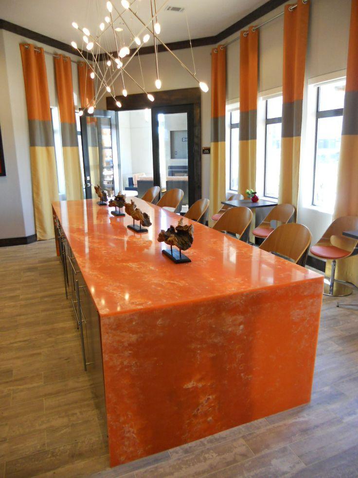 Okite - Quartz Surfaces - Club House Texas