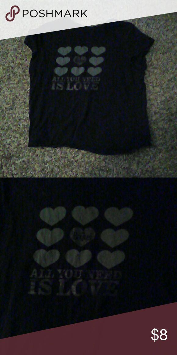 Girls Beatles Shirt Good condition. Size XXL Shirts & Tops Tees - Short Sleeve