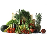 @arstiderne.... I love it when I get my box of fresh organic fruit and veg.... delivered to my door:-)