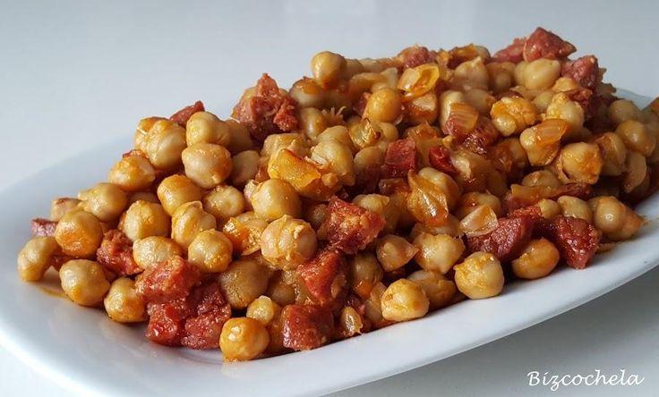 M s de 25 ideas incre bles sobre garbanzos fritos en for Cocinar garbanzos