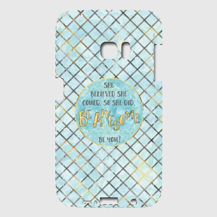 LOTS OF TRENDY MOBILE CASES AVAILABLE AT SPREADSHIRT. #mobile #case #shopping #mobileaccessories #text #textart #modern #pattern #patterndesign #blue #cyan #cyandesign #shebelievedshecouldsoshedid #shebelieved #beyou #beyourself #motivation #motivationalquotes #galaxy7 #galaxys7 #galaxys7edge #galaxys7case #galaxys7edgecase