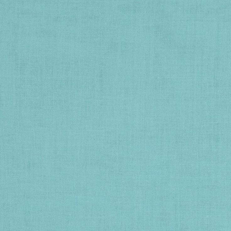 "Kaufman Cambridge Cotton Lawn Aqua - $7.98 per yard - 49 yards in stock - 44"" wide - swatch $1.75 - Fabric.com"
