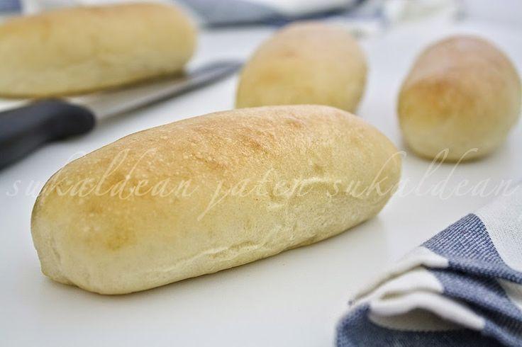 e-cocinablog: pan de hot dogs