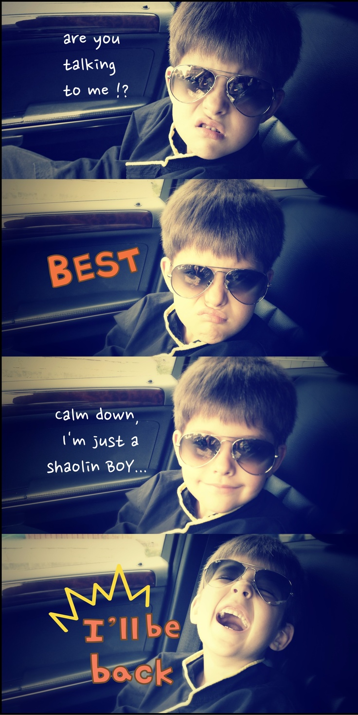 #My precious shaolin :>