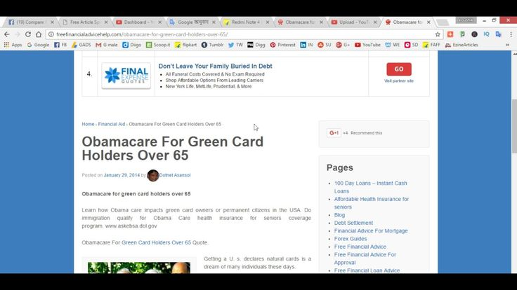 Obamacare For Green Card Holders Over 65 Travel Insurance Green