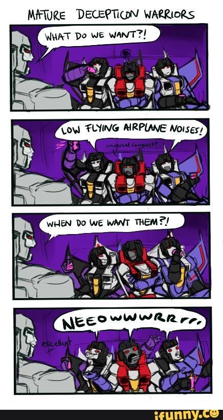 transformers, g1, seekers