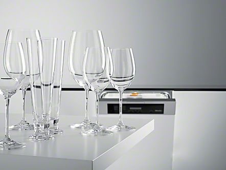 G 4760 SCVi AM Fully-integrated, Slimline dishwasher Stainless steel - Dishwashers (18w 32h 22.5d)