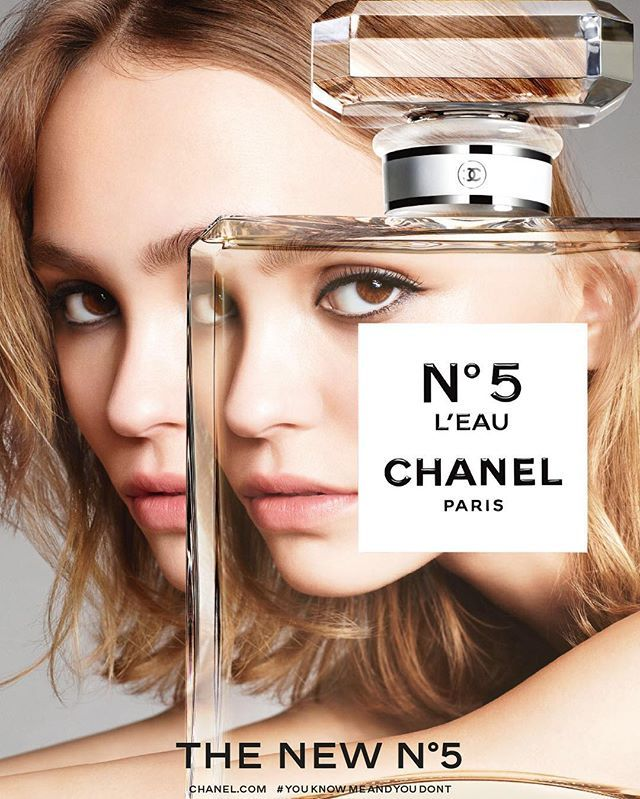 New N°5 L'EAU campaign @chanelofficial shot by @karimsadli Thank you so much to…