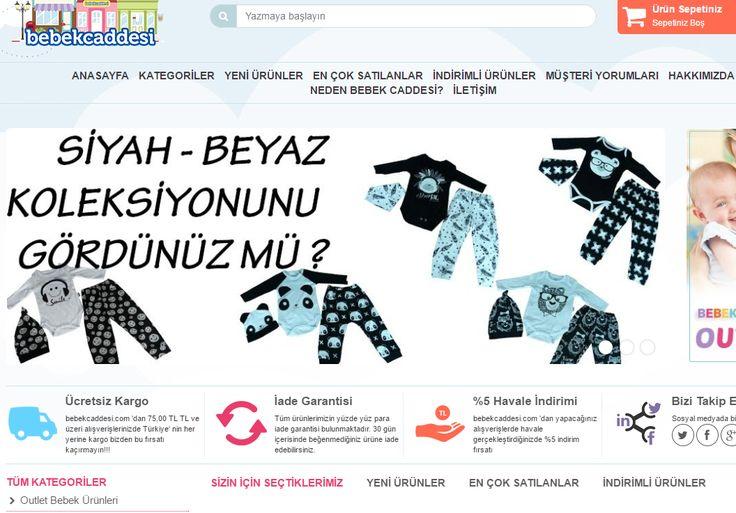 www.bebekcaddesi.com Bebek Giyim , Bebek Takımları , Bebek ürünleri