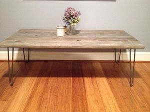 Custom coffee table in Greenville, SC (sells for $225)
