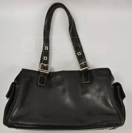 Image Result For Black Leather Handbags