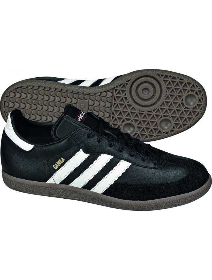 Adidas Samba Hallenschuh -  schwarz