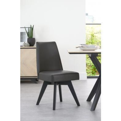 Valencia Swivel Dining Chair #MeyerandMarsh