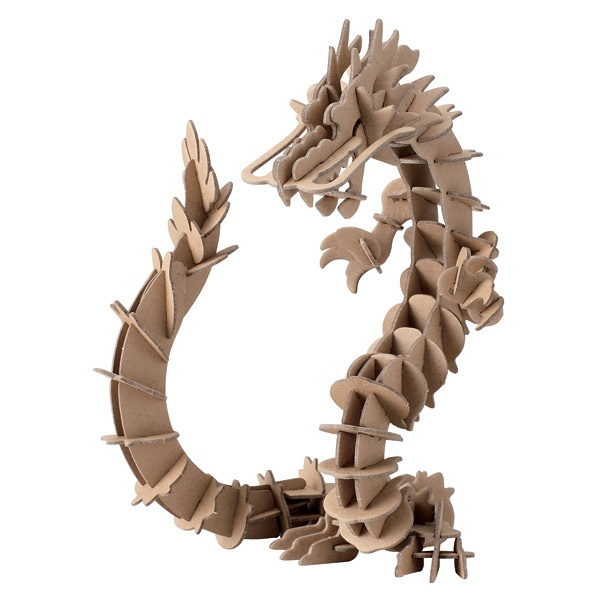 Dragon and page online on pinterest for Cardboard dragon template