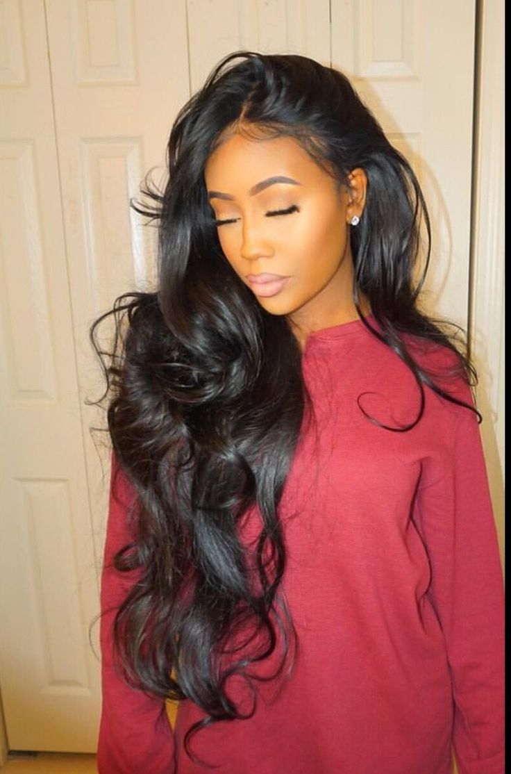 long hair weave styles 17 best ideas about weave hairstyles on 1705 | a6d48db8c160747a6d56954402e7b76a