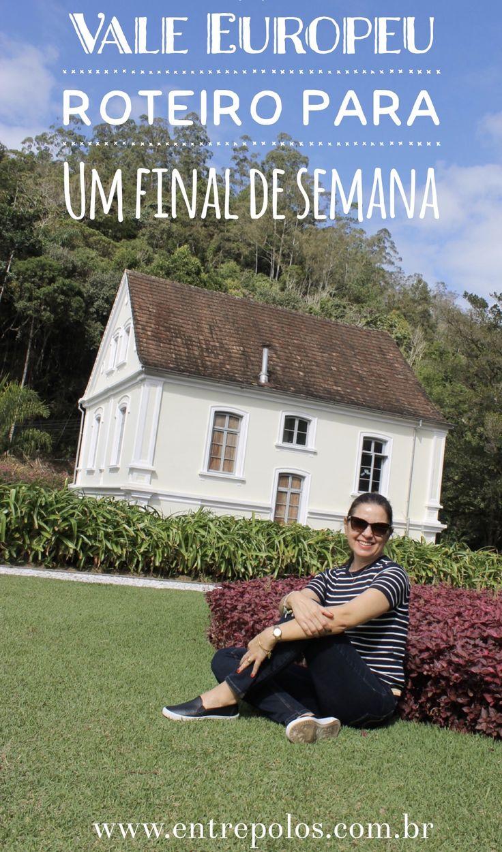 Conheça o roteiro de viagem para o Vale Europeu em Santa Catarina #Brasil