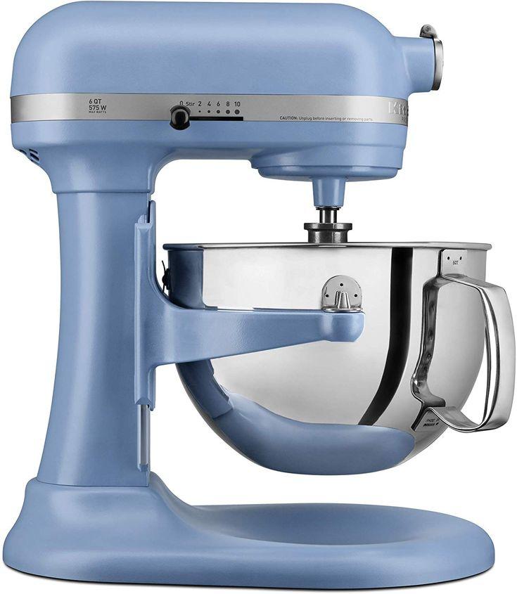 Kitchenaid professional stand mixer 6 qt matte velvet