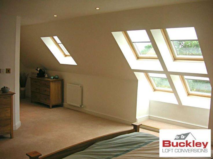 Velux Rooflights Telford Loft Conversion