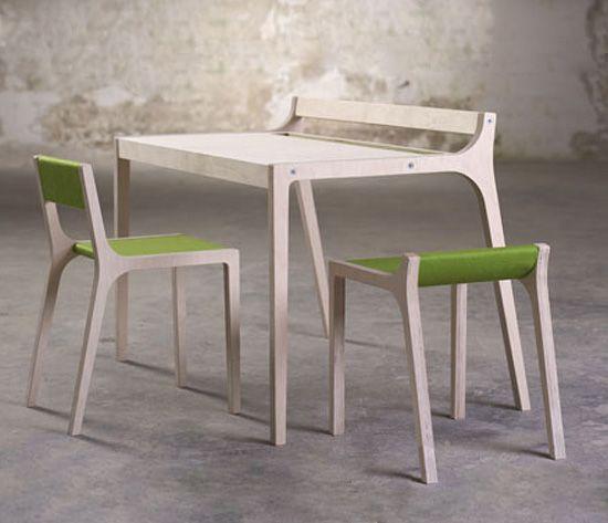 Afra kindertafel :: Tafel-design.nl