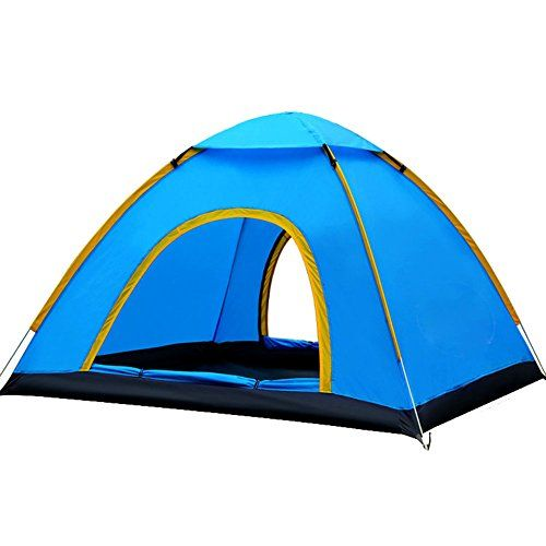 Introducing Generic Portable Outdoor Large 2 Person Tent Blue. Great Product and follow us to get more updates!