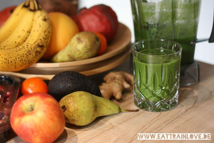 Green-Smoothie-Rezepte