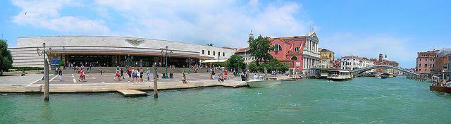 Venezia, Stazione di Santa Lucia (train station)