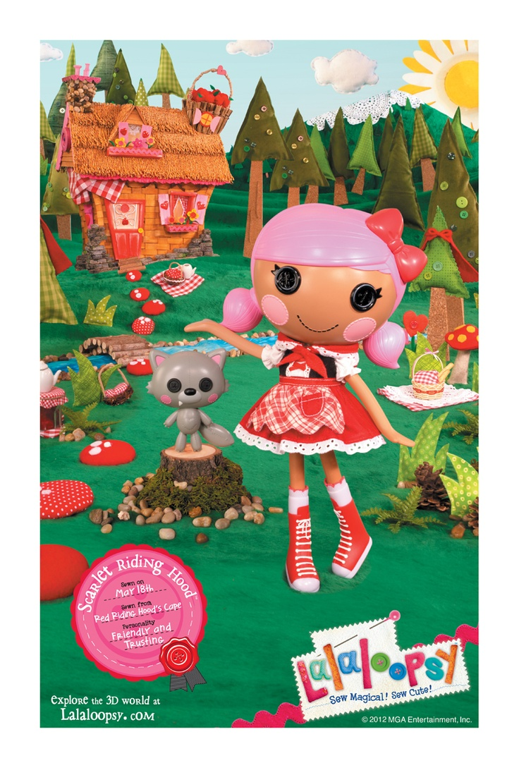 27 best Lalaloopsy - Mini Doll Playsets images on Pinterest